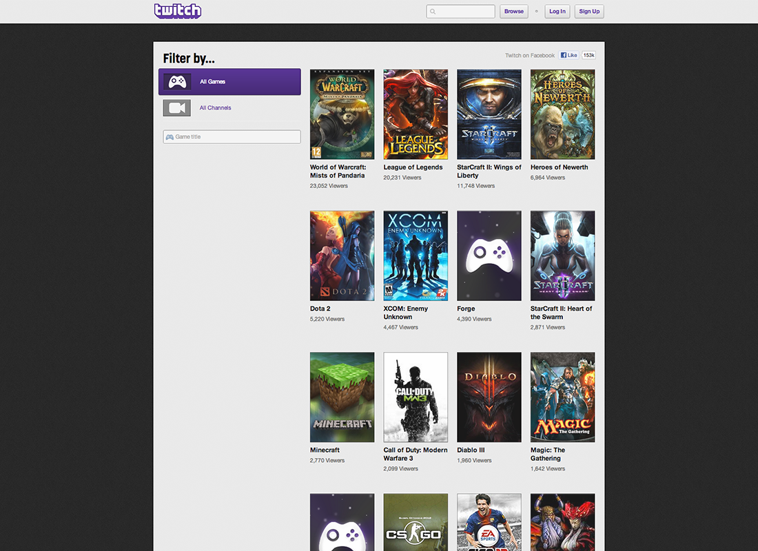 twitch.tv/directory